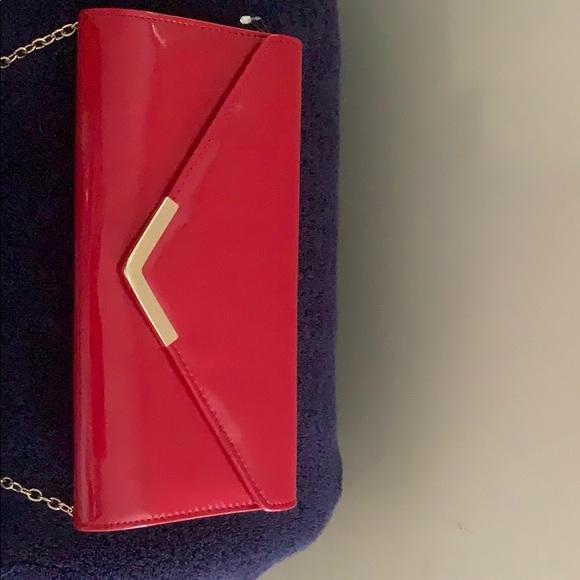 Aldo Handbags - Aldo chain clutch